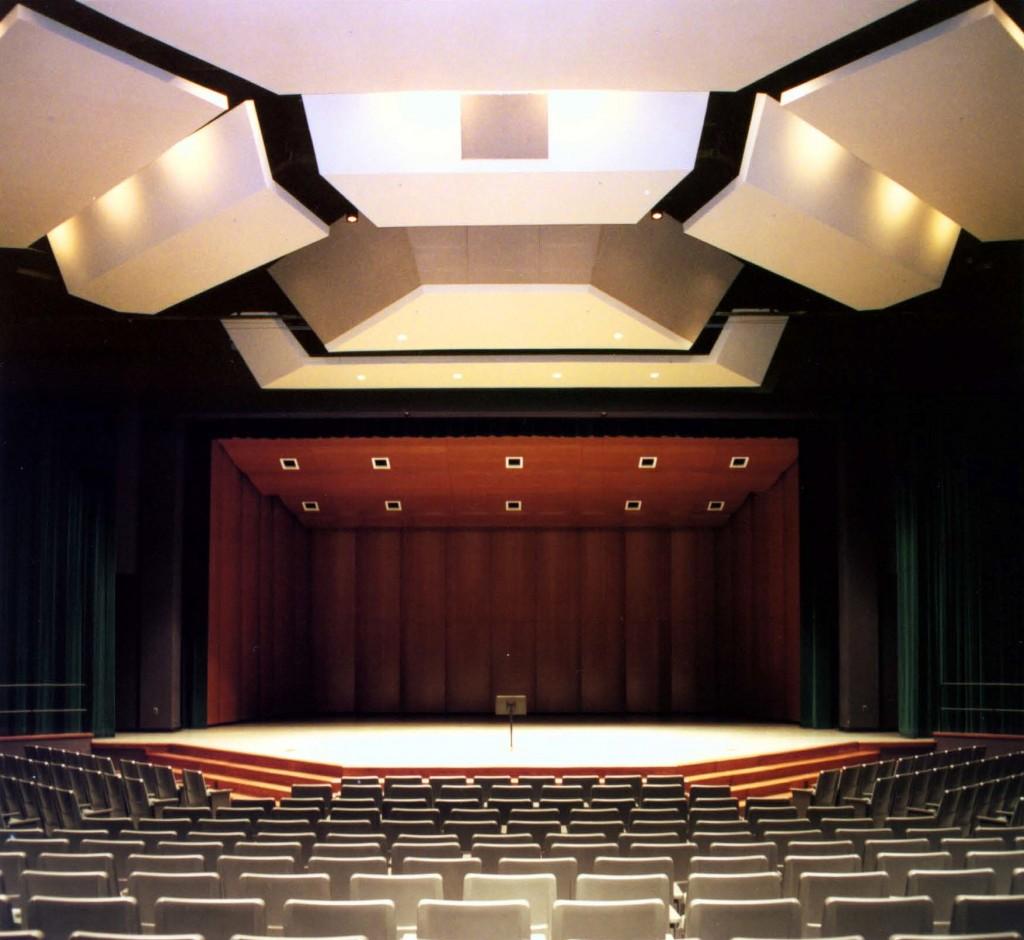 2 – high school – auditorium | Kelly Braun Design