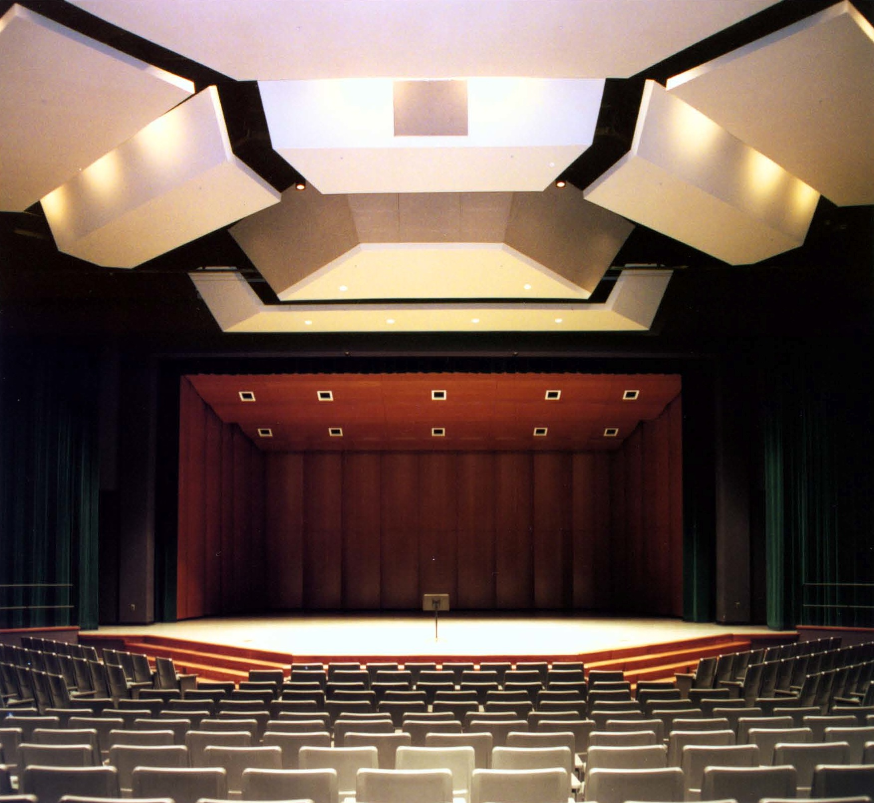 2  u2013 high school  u2013 auditorium